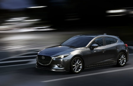 does the 2017 mazda3 come with a manual transmission ao Mazda With Manual Transmission