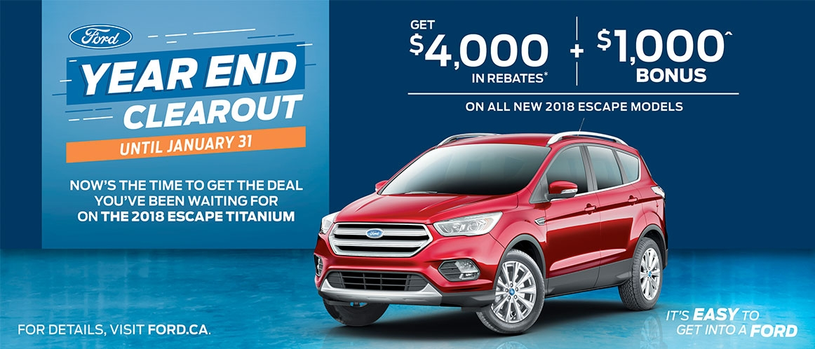 escape ford january 2020 incentive 21x9 21x9 kamloops ford Ford January Incentives
