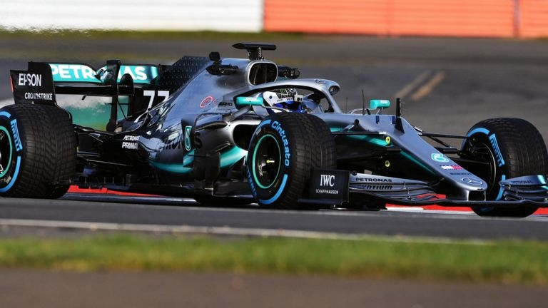 exclusive mercedes first look Mercedes F1 Car Launch