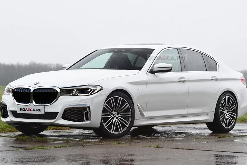 expect the 2020 bmw 5 series facelift to look like this Bmw 5 Series Release Date