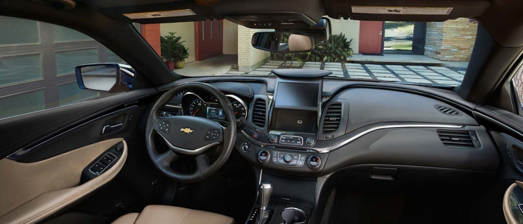 explore the accommodating interior of the 2017 chevrolet impala Chevrolet Impala Interior
