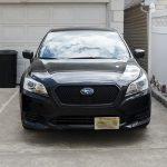 finally got the jdm grill for my legacy couldnt be happier Subaru Outback Jdm Grill