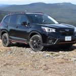 first drive 2019 subaru forester review Subaru Forester Sport Review