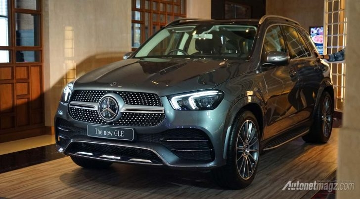 first impression review mercedes benz gle450 autonetmagz Mercedes Gle Indonesia