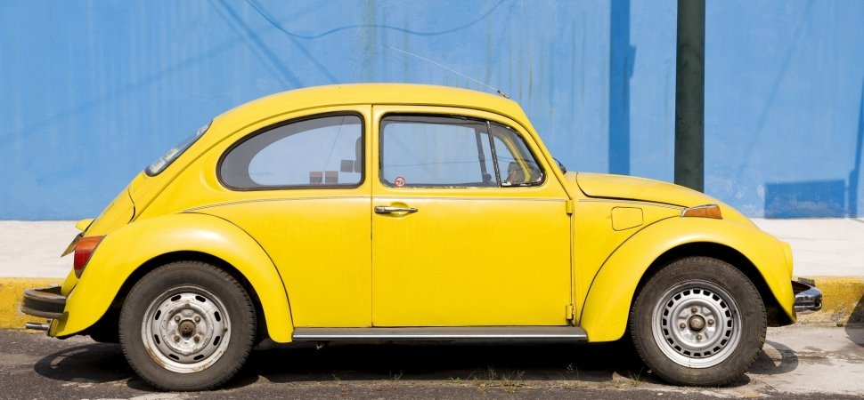 for sale 1964 volkswagen beetle price 1 million its Volkswagen Beetle Yellow