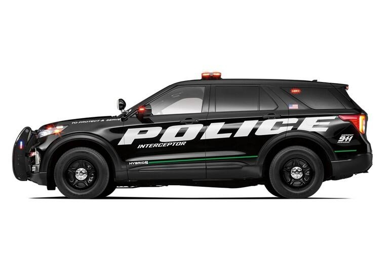 ford police interceptor performance features ford Ford Police Interceptor