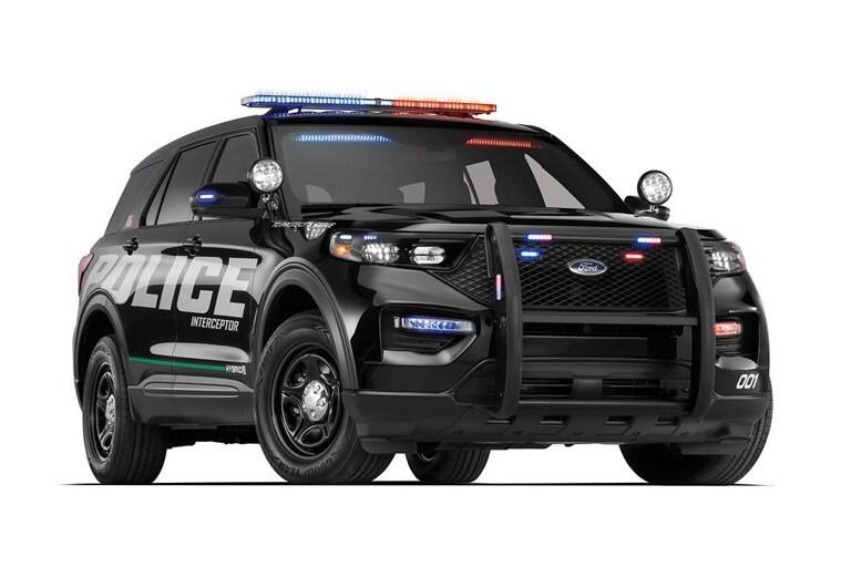 ford police vehicles police tested street proven ford Ford Police Interceptor Utility