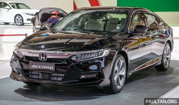 giias 2019 honda accord launched 15t for rm206k Honda Accord Indonesia
