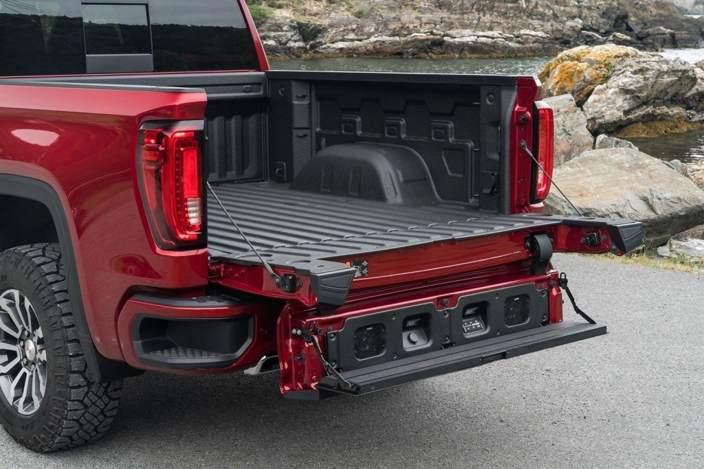 gmc launches awesome new ad campaign for 2019 sierra gm Gmc New Tailgate Commercial
