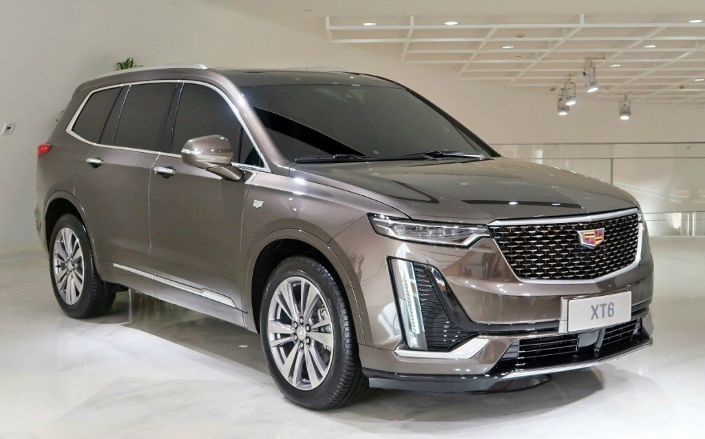 here are the specs for the 2020 cadillac xt6 gm authority Cadillac Xt6 Dimensions