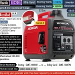 honda eu2200i recall what you need to know chainsaw journal Honda Generator Recall