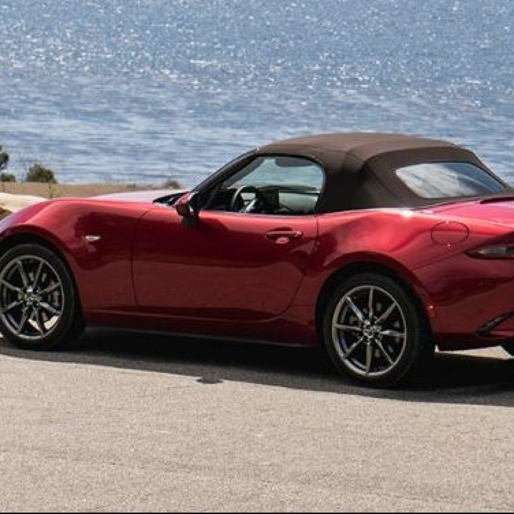 how quickly does the 2019 mazda mx 5 miata sport go from 0 60 Mazda Miata Zero To 60