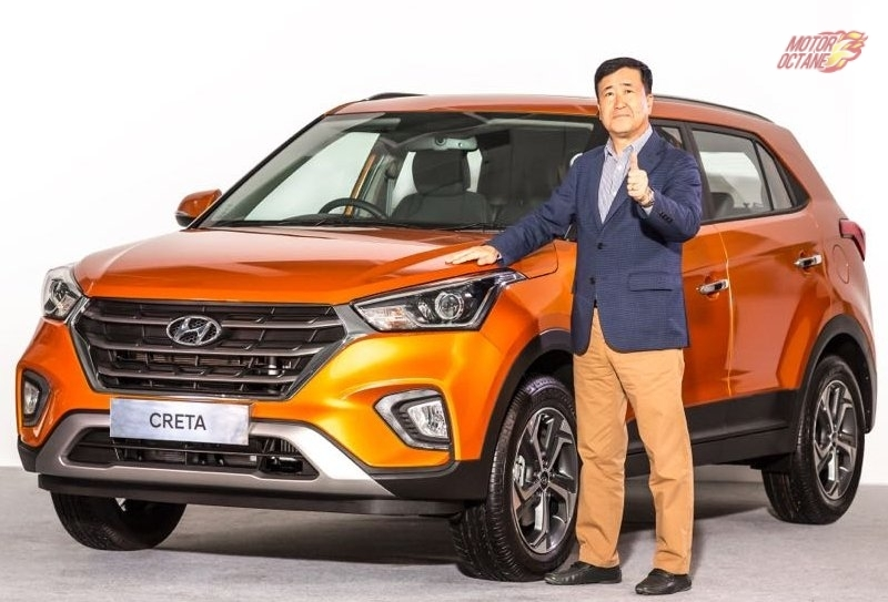 hyundai creta 2018 price launch date mileage creta facelift Hyundai Creta Launch Date
