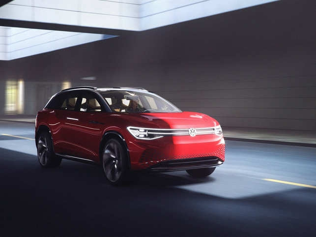 id roomzz volkswagen ags electric suv is here to Volkswagen Electric Suv