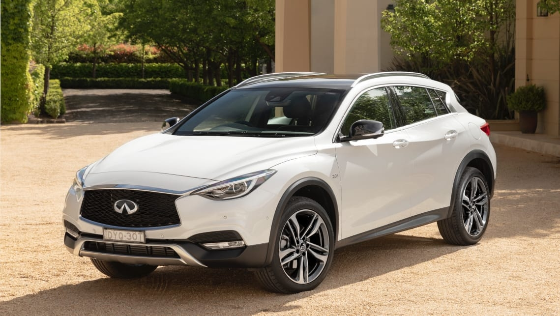 infiniti qx30 2019 pricing and spec revealed car news Infiniti Qx30 Dimensions