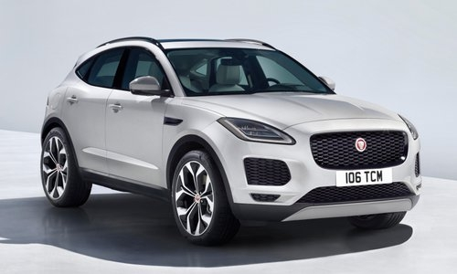 jaguar configurator and price list for the new e pace Jaguar EPace Configurations