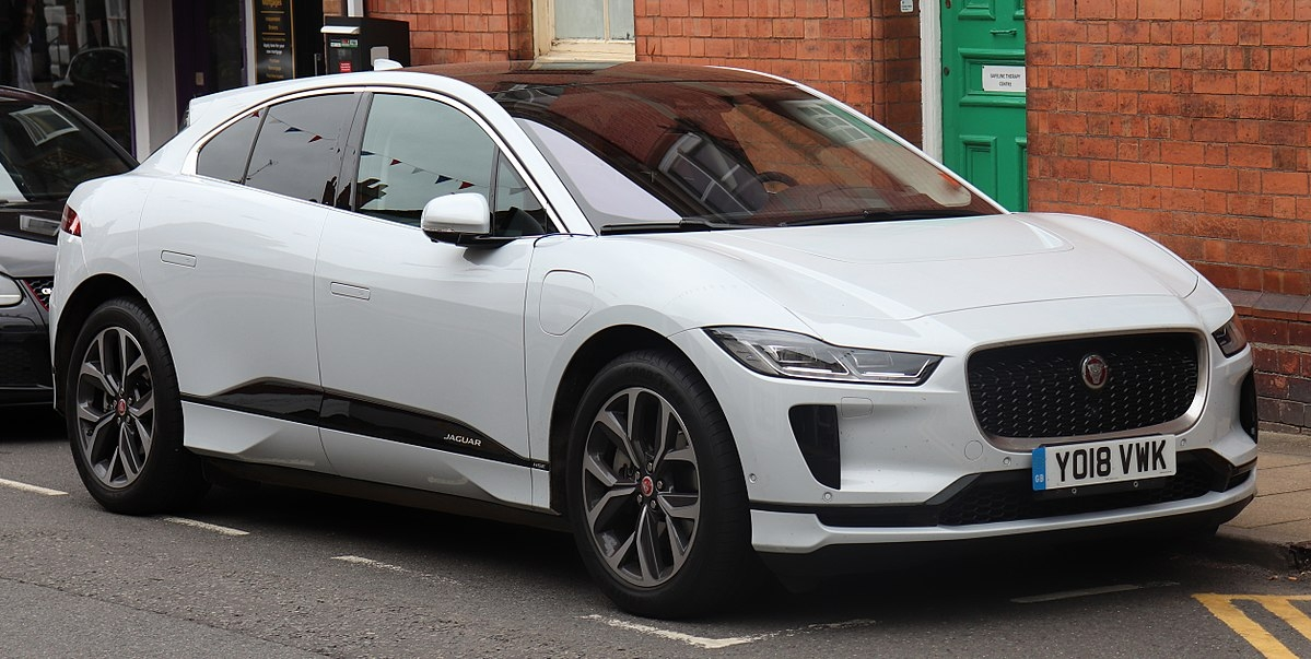 jaguar i pace wikipedia Jaguar I Pace Model Year