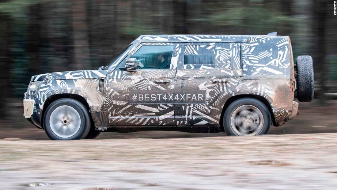 jaguar land rover will build its iconic defender in slovakia Jaguar Land Rover Defender