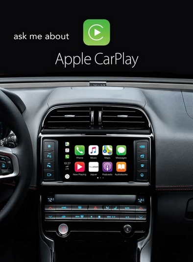 jaguar offers apple carplay jaguar palm beach Jaguar F Pace Apple Carplay