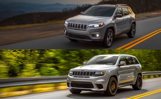 jeep cherokee vs grand cherokee which jeep suv is right for 2019 Vs Jeep Grand Cherokee