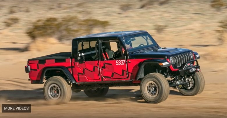 jeep gladiator completes king of the hammers every man Jeep Gladiator King Of The Hammers