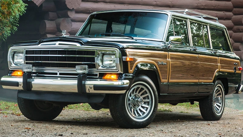 jeep grand wagoneer years in the making and dealers are Jeep Wagoneer And Grand Wagoneer