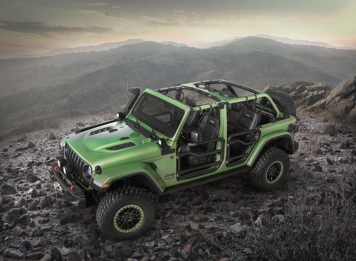jeep wrangler plug in hybrid to go into production in 2020 Jeep Wrangler Plug In Hybrid