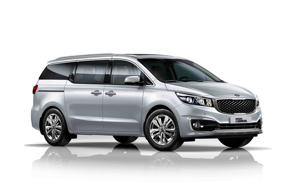 kia grand carnival 22d sx introduced in malaysia replaces Kia Grand Carnival Malaysia