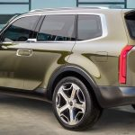 Kia Telluride Not Tough Enough For Australia But Large Suv Kia Telluride Australia