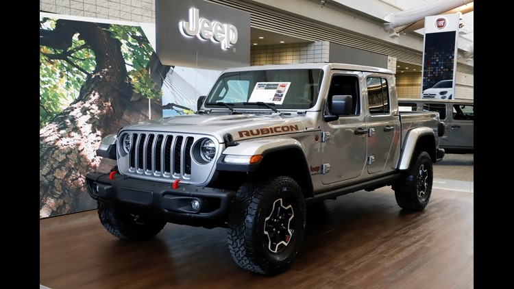 limited run all new 2020 jeep gladiator launch edition Jeep Gladiator Launch Edition