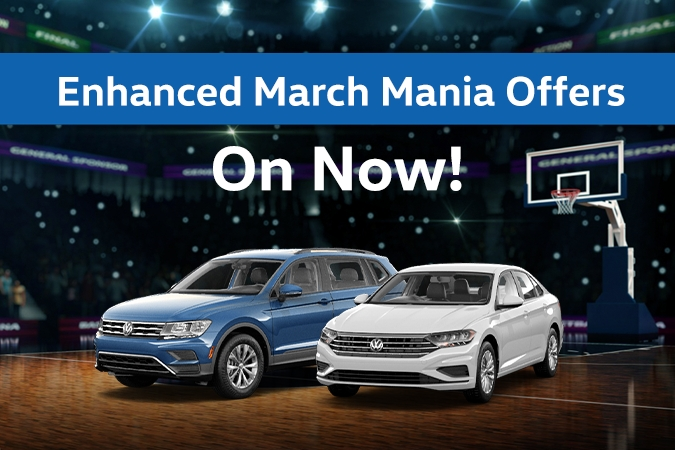 march mania has arrived at vw midtown volkswagen midtown Volkswagen Offers March