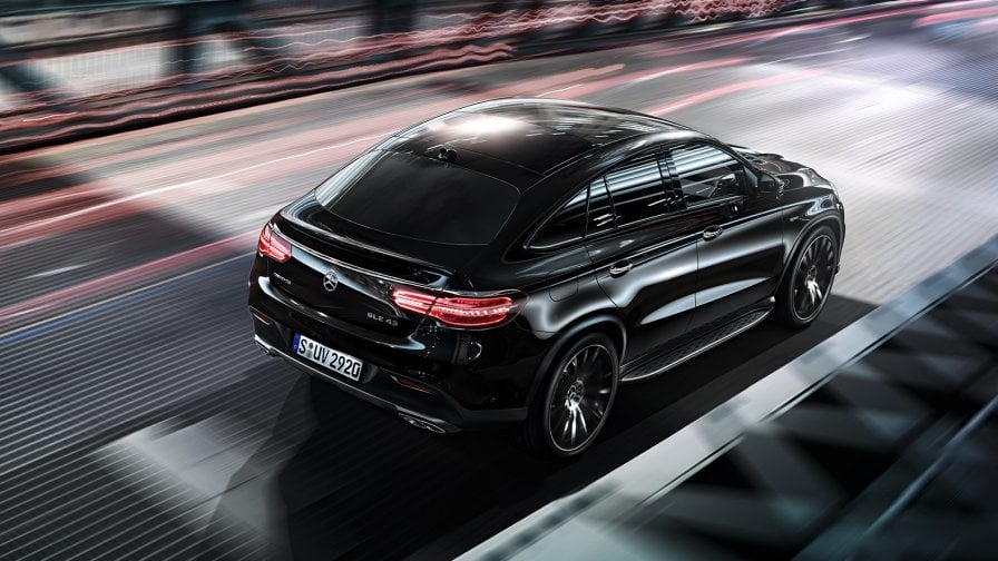 mercedes benz gle coup inspiration Mercedes Gle Indonesia