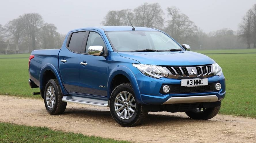 mitsubishi dealers want a pickup truck in the us Mitsubishi Pickup Truck