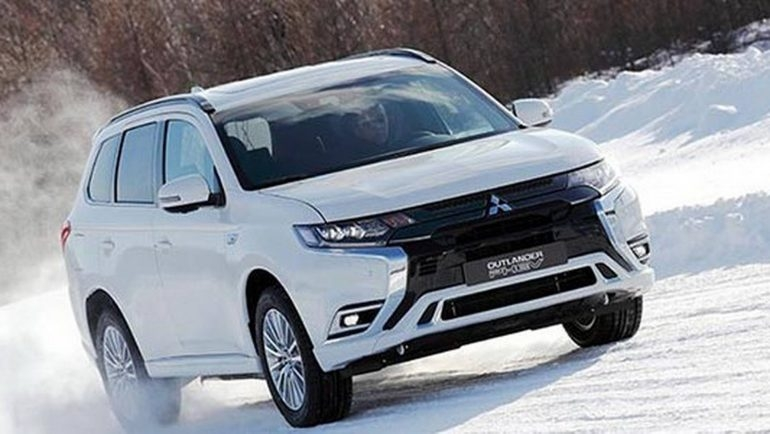 mitsubishi featured in electric vehicle showcase tour Mitsubishi Electric Vehicle