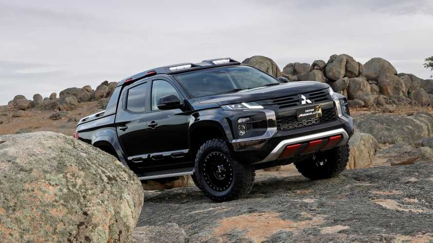 mitsubishi wants to sell pickup trucks in the us again Mitsubishi Pickup Truck