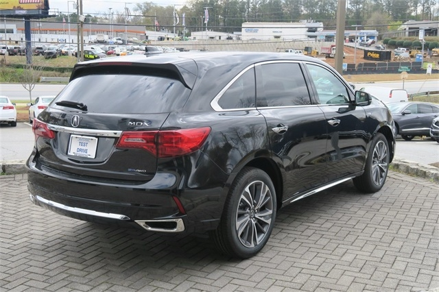 new 2019 acura mdx sport hybrid 30l with navigation awd Acura Mdx Sport Hybrid