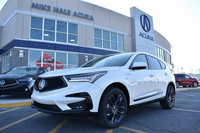 new 2019 acura rdx sh awd with a spec package 4d sport utility Acura Rdx Ground Clearance
