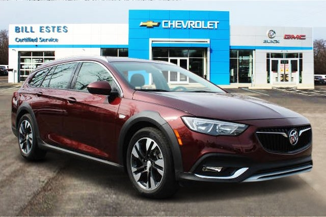 new 2019 buick regal tourx preferred awd Buick Regal Station Wagon
