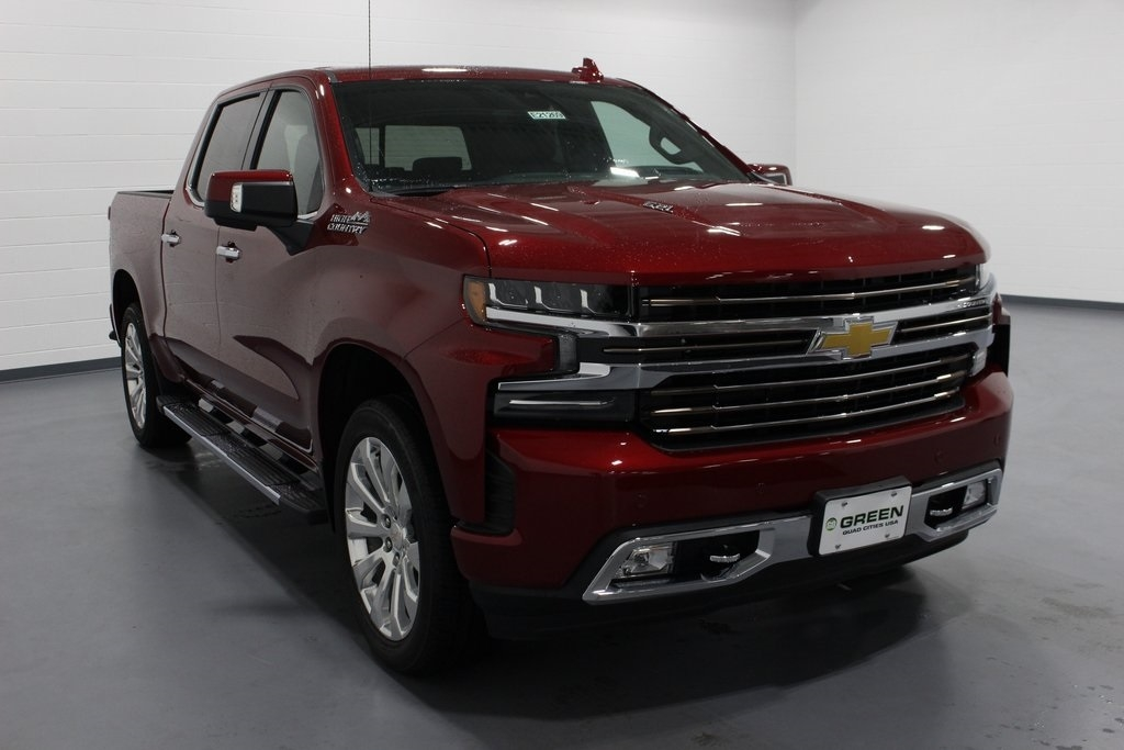 new 2019 chevrolet silverado 1500 high country 4d crew cab 4wd Chevrolet Silverado High Country