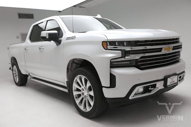 new 2019 chevrolet silverado 1500 high country crew cab 4x4 longbed Chevrolet Silverado High Country