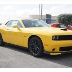 new 2019 dodge challenger rt Yellow Dodge Challenger