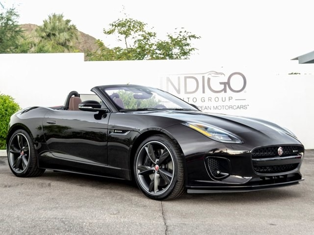 new 2019 jaguar f type convertible r dynamic with navigation Jaguar FType Convertible