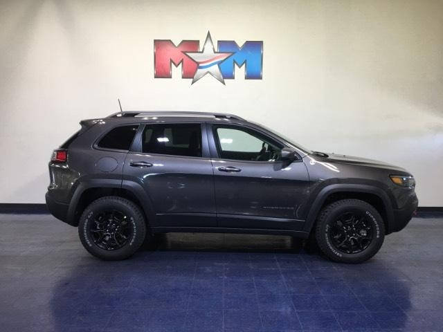 new 2019 jeep cherokee trailhawk 4x4 4wd Jeep Cherokee Trailhawk