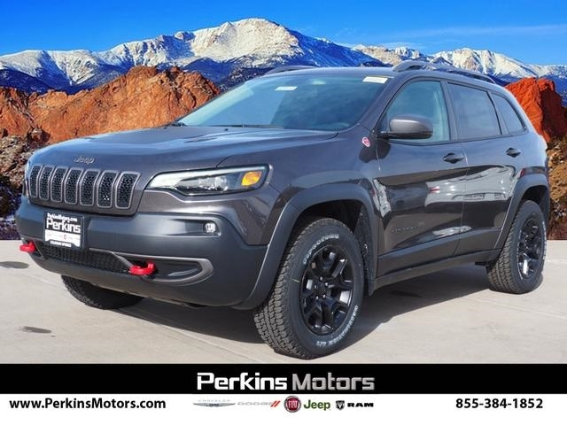 new 2019 jeep cherokee trailhawk with navigation Jeep Cherokee Trailhawk