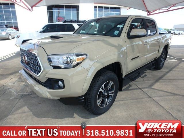 new 2019 toyota tacoma trd sport double cab 5 bed v6 at natl Toyota Tacoma Trd Sport