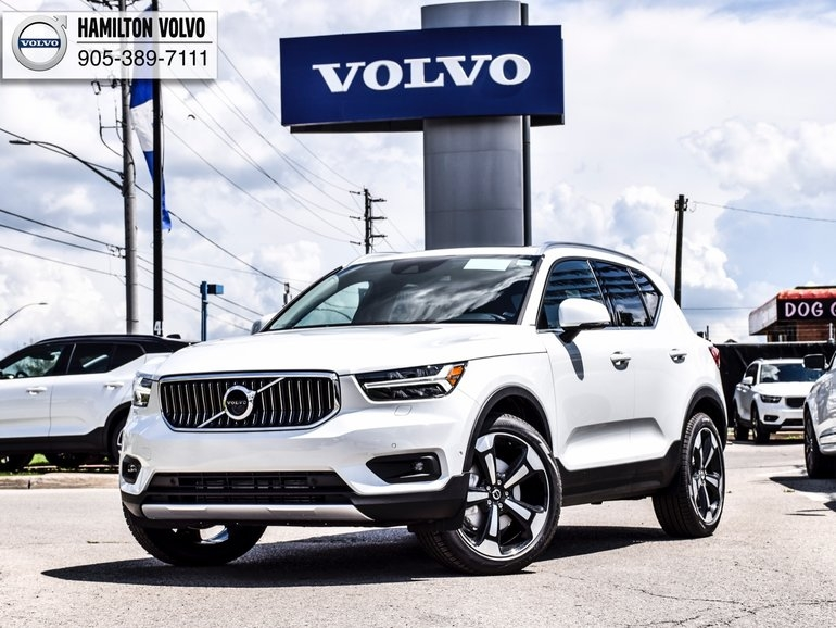 new 2020 volvo xc40 t5 awd inscription 578222 hamilton Volvo Xc40 T5 Inscription