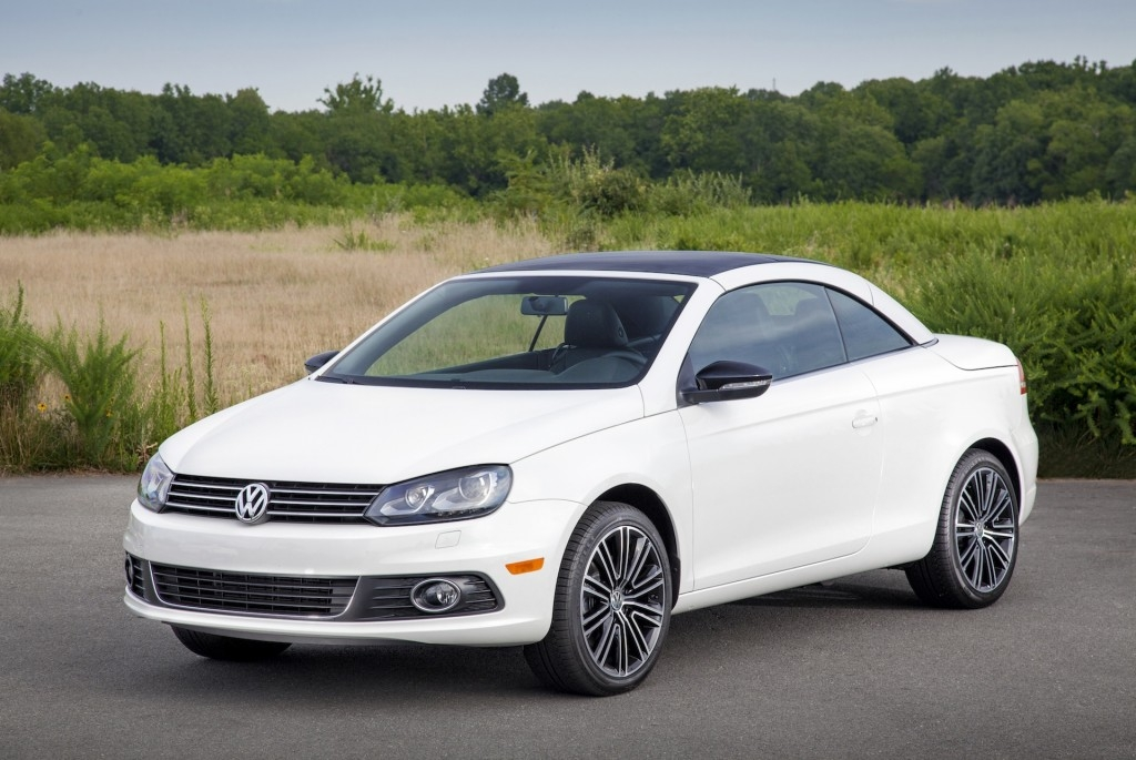 new and used volkswagen eos vw prices photos reviews Volkswagen Hardtop Convertible