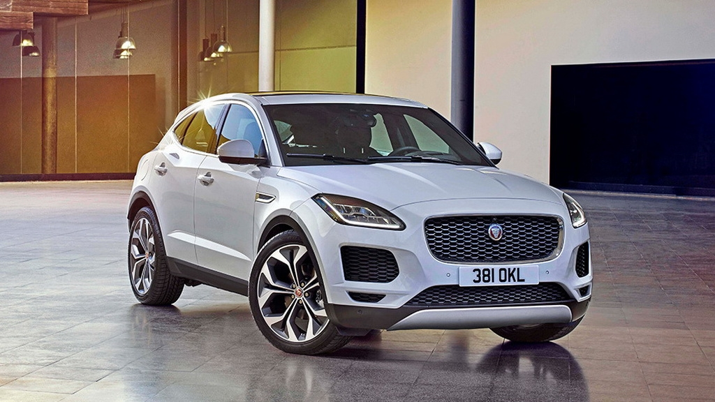 new jaguar e pace 2019 the new jaguar crossover cars Jaguar EPace Configurations