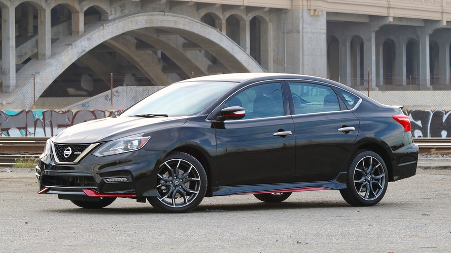 new nissan sentra coming next year Nissan Sentra Redesign