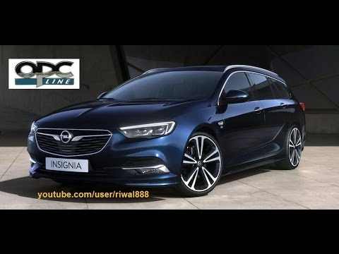new opel insignia sports tourer opc line color options hd Opel Insignia Sports Tourer Opc